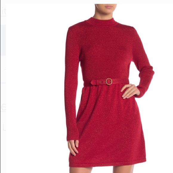 Free People Dresses & Skirts - Free People Red Dress Size Small, worn once.